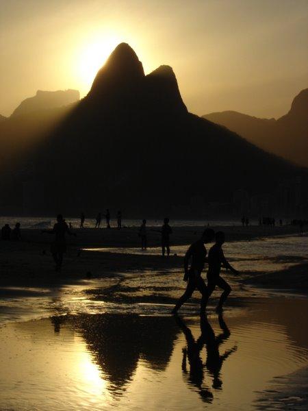 Rio de Janeiro, Octobre 2007. Photo M.M.M.